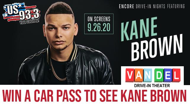 Kane Brown Car Pass