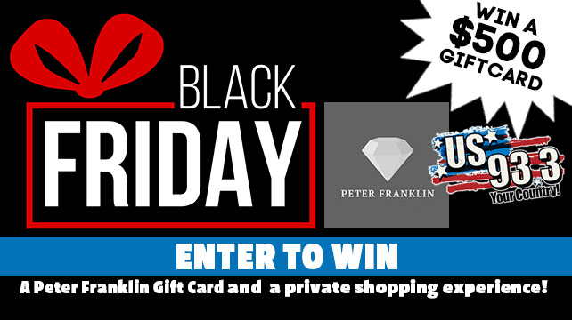 Black Friday with Peter Franklin