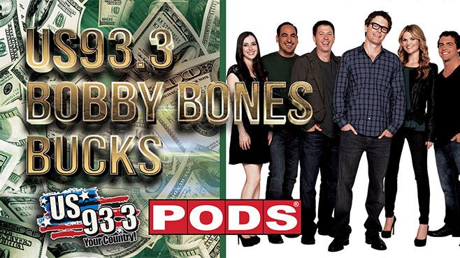 US93.3 Bobby Bones Bucks